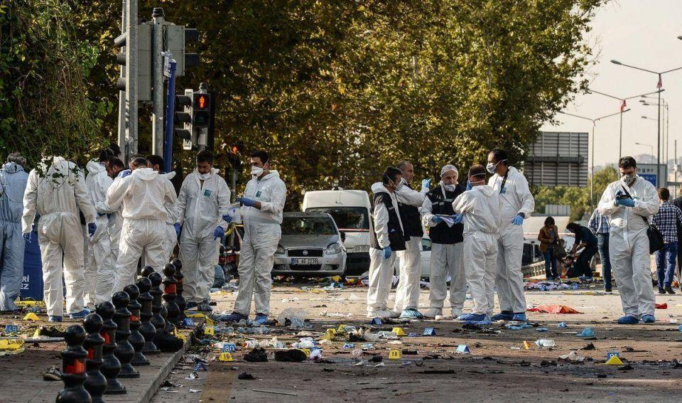 Turkey mourns victims of Ankara peace rally