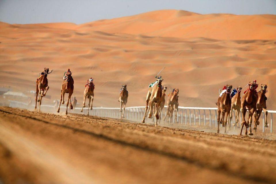 Abu Dhabi: Liwa 2016 Moreeb Dune Festival