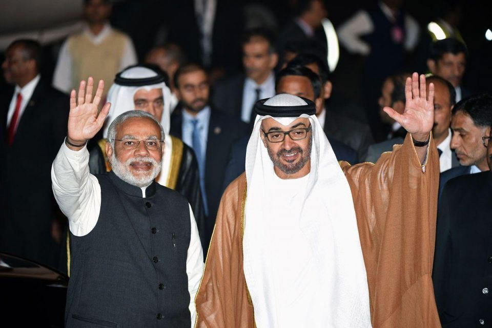 UAE's investments in India increases by $1 billion