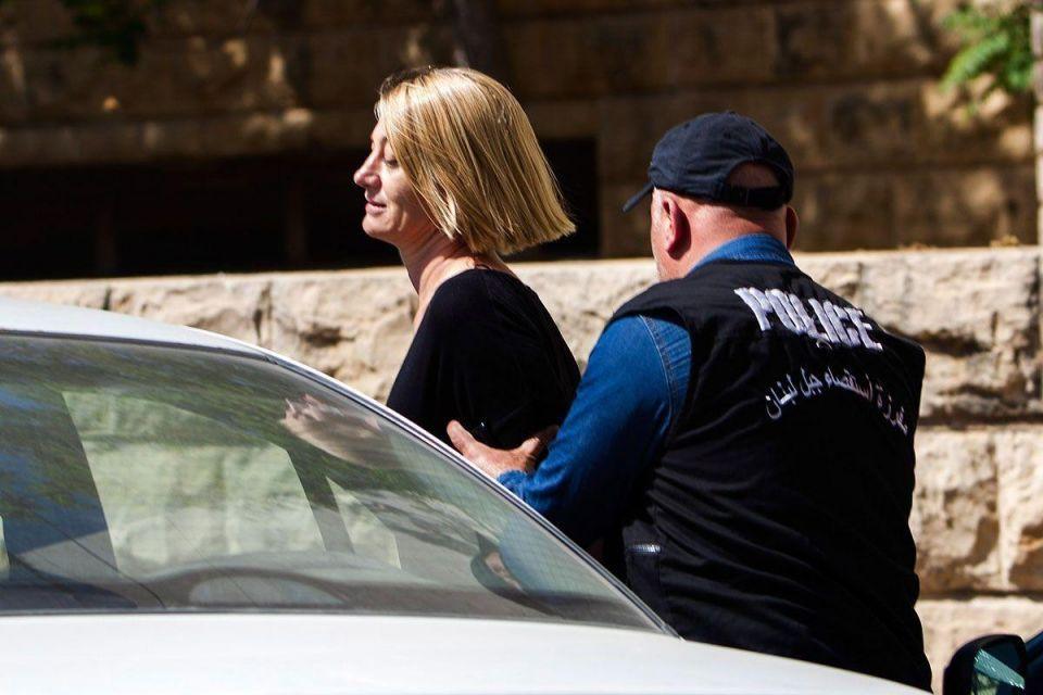 Australian mother, TV crew released from jail in Lebanon