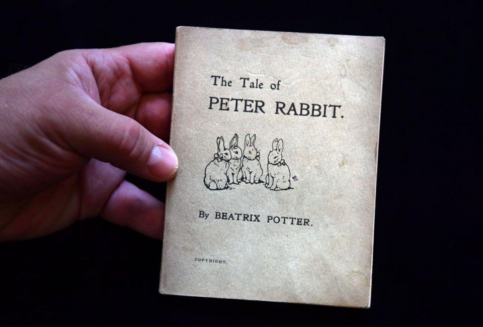 In pictures: Highlights from the Beatrix Potter auction ahead of her 150th anniversary