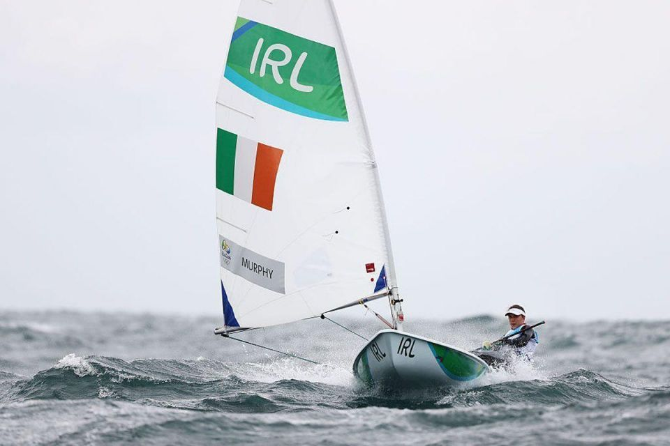 In pictures: Olympic sailing at the Marina da Gloria in Rio
