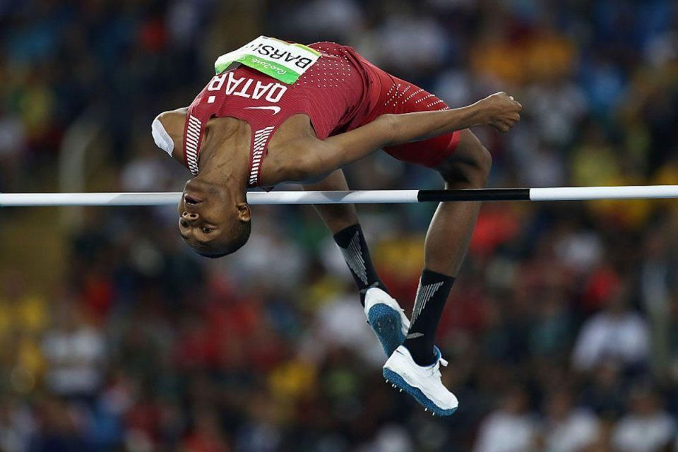 Mutaz Essa Barshim wins Qatar's first Olympic silver medal in men's high jump