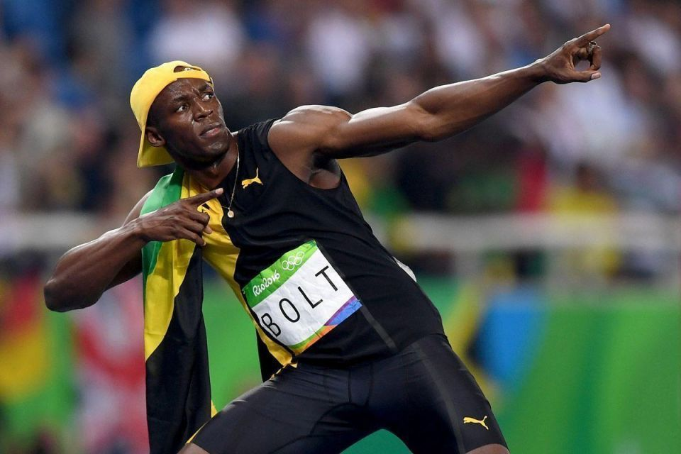 On his way to immortality: Imperious Bolt completes amazing 100m treble