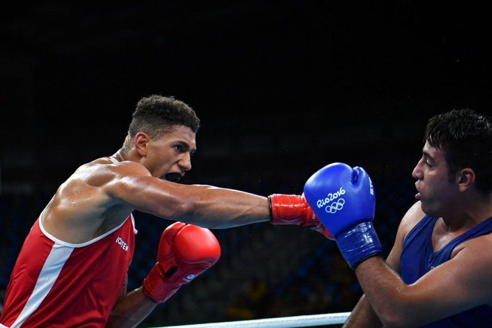 In pictures: Jordan's Hussein Iashaish in action at Rio 2016