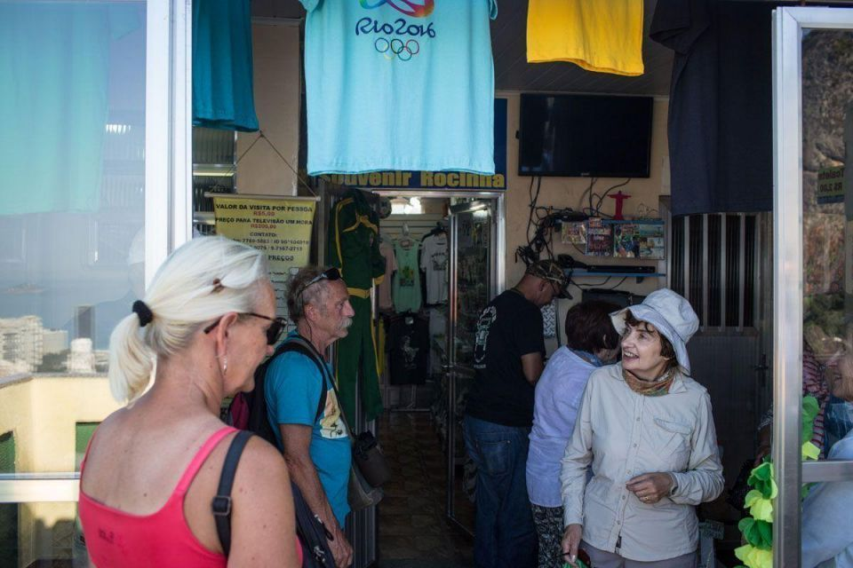 In pictures: Favela tourism during the Rio 2016 Olympics