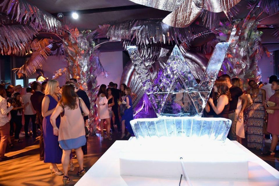 In pictures: W Hotels celebrates opening of W Dubai