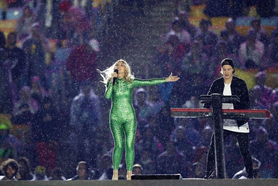 In pictures: Rio Olympics 2016 closing ceremony