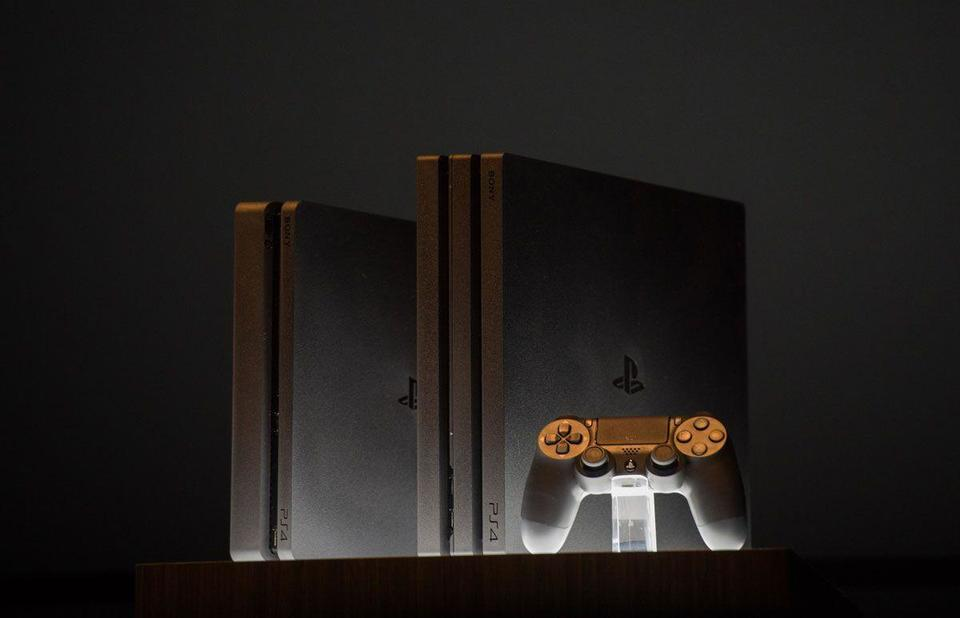 Video: Sony unveils new PlayStation 4 Pro