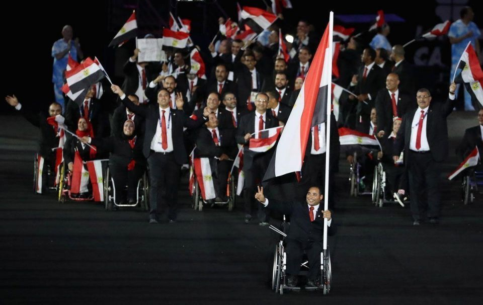 In pictures: 2016 Rio Paralympics - Opening Ceremony