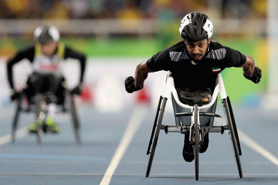 Kuwaiti athlete to receive $30,000 after winning Paralympics gold medal