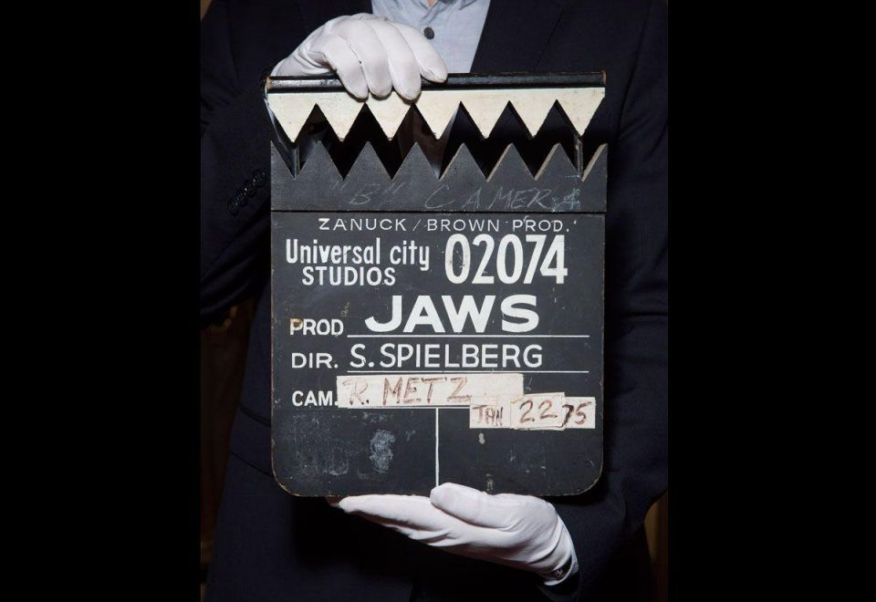 In pictures: Rare film and TV memorabilia to be auctioned