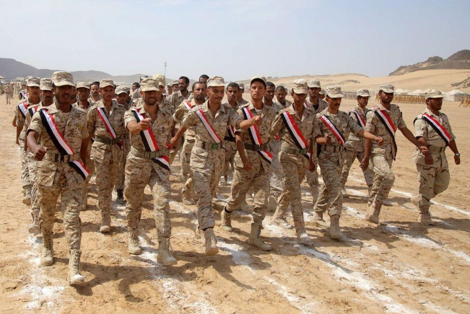In pictures: Military parade celebrating 54th anniversary of North Yemen's revolution