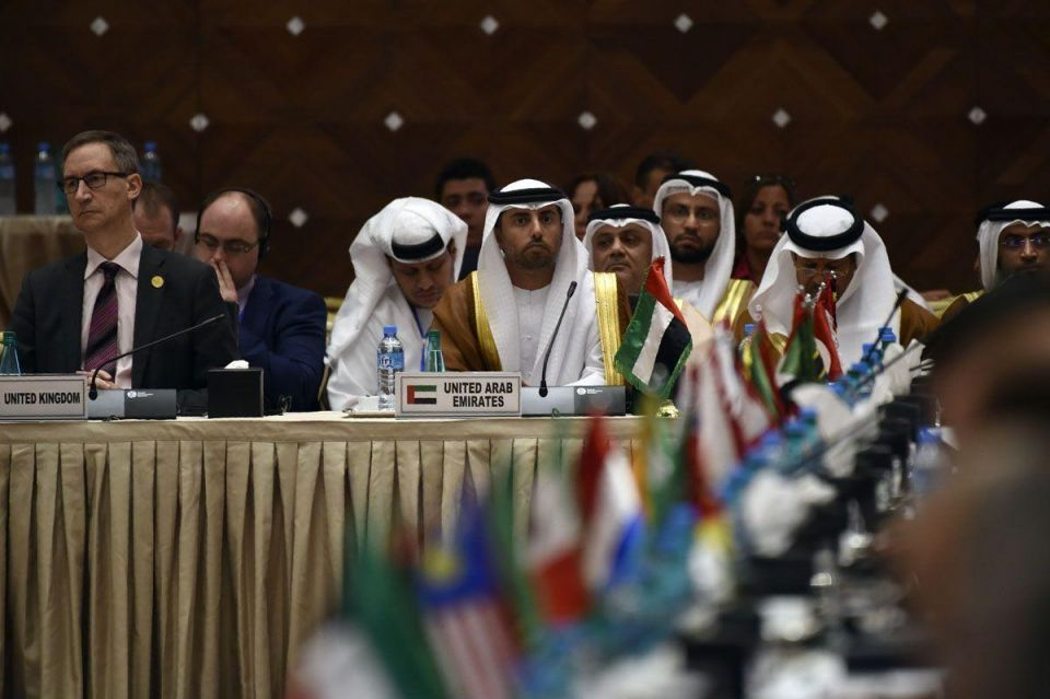 In pictures: OPEC strikes first deal since 2008 to curb oil output