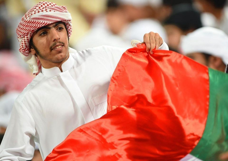 In pictures: UAE v Thailand - 2018 FIFA World Cup qualifier