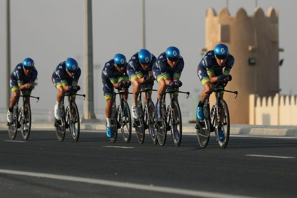 In pictures: UCI Road World Championships in Qatar