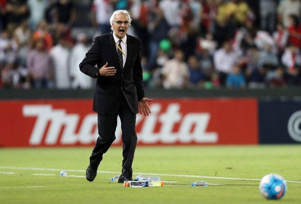 Qatar football coach threatens to resign if naturalised players excluded