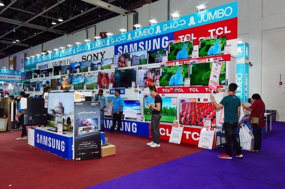 In pictures: Gitex Shopper 2016 - Gulf region's biggest consumer electronics show