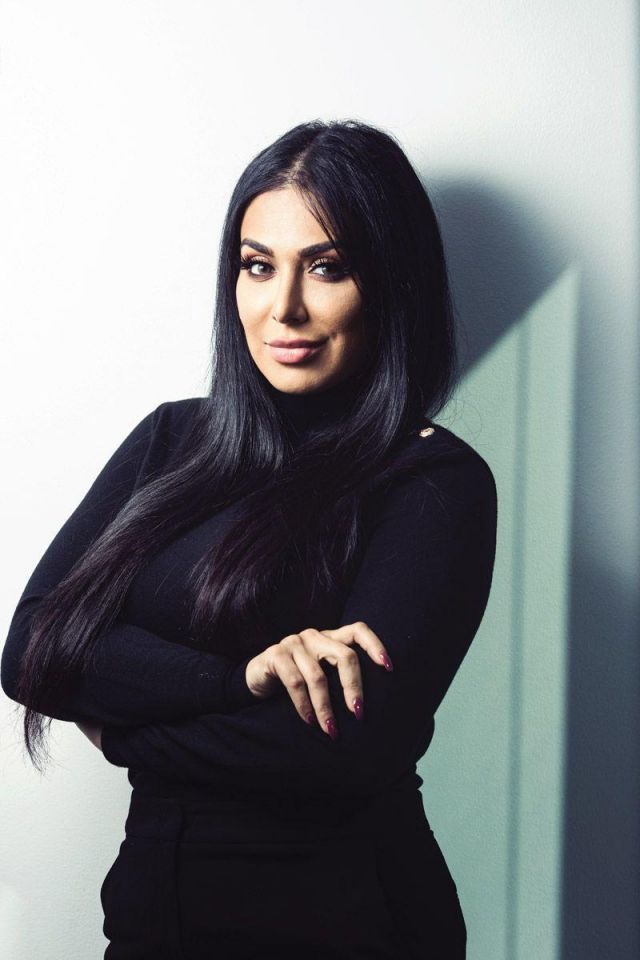 Beauty and the Blogger: Huda Kattan
