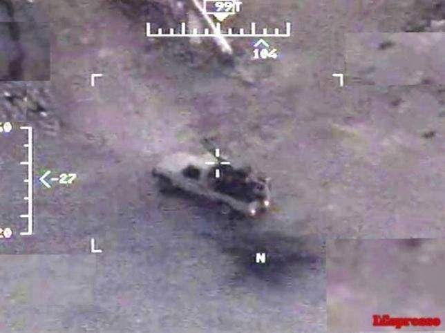 Italy agrees to let anti-ISIL drones depart from Sicily