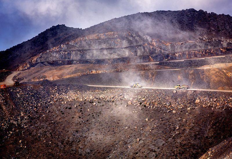 In pictures: Jebel Jais Mountain Road development