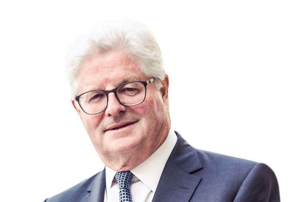 Risky business: Lloyd's of London's John Nelson