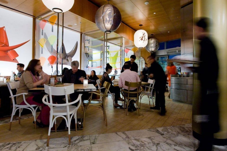 LA sushi brand Katsuya to expand in MENA