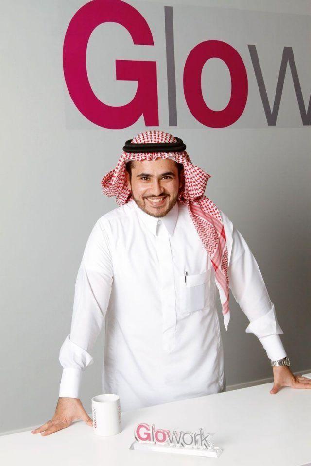 Entrepreneur of the Week: Khalid Alkhudair, founder of Glowork