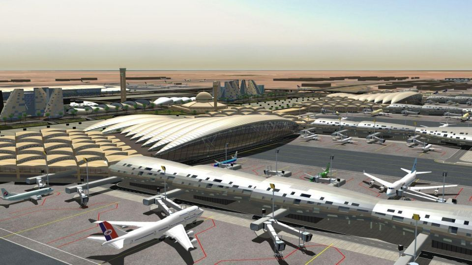 Riyadh airport's T5 set to open by year-end, says official