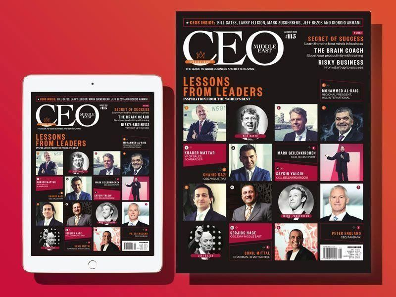 Lessons from Bill Gates, Mark Zuckerberg, Brian Goldner and Peter England in CEO's August issue – out now