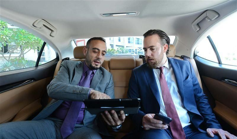 Dubai launches WiFi service in limousines, plans to expand to taxis