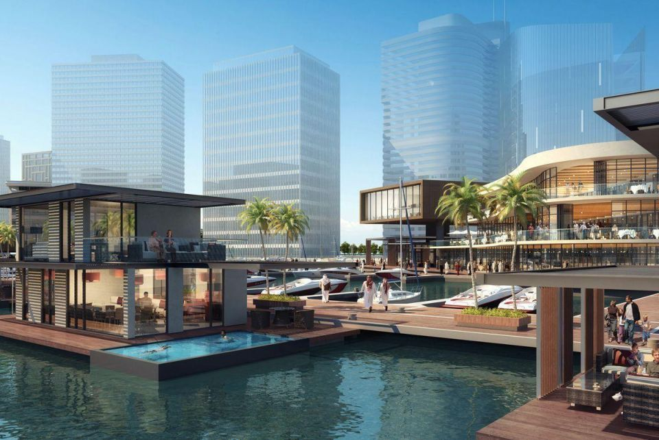 $272m Marasi Business Bay project on track for 2023 completion