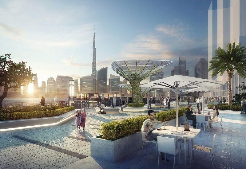 Dubai Properties' Business Bay promenade 'to complete next month'