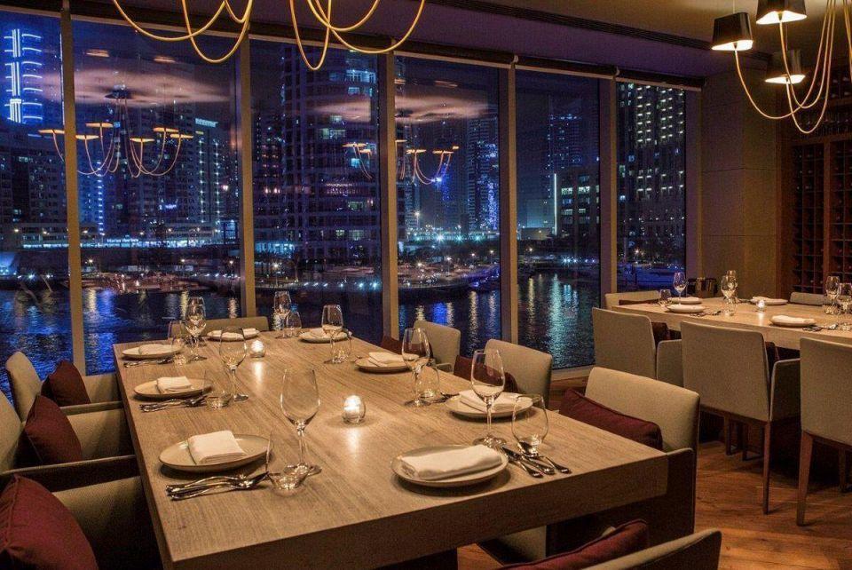 Restaurant Review: Marina Social by Jason Atherton