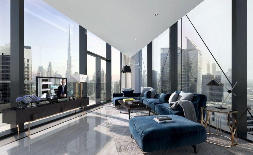 New Burj Khalifa tower project launched to tackle studio shortage