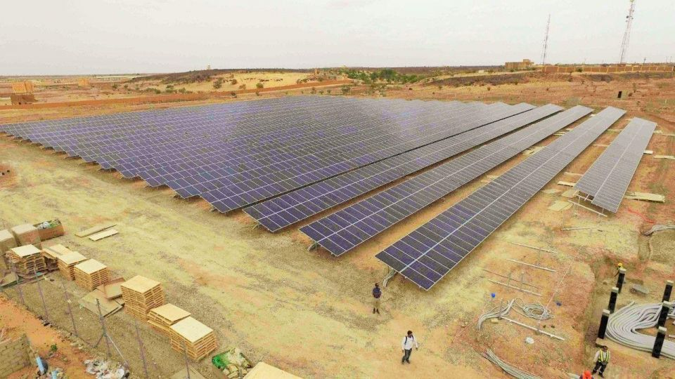 UAE's Masdar says Mauritania solar project 50% completed
