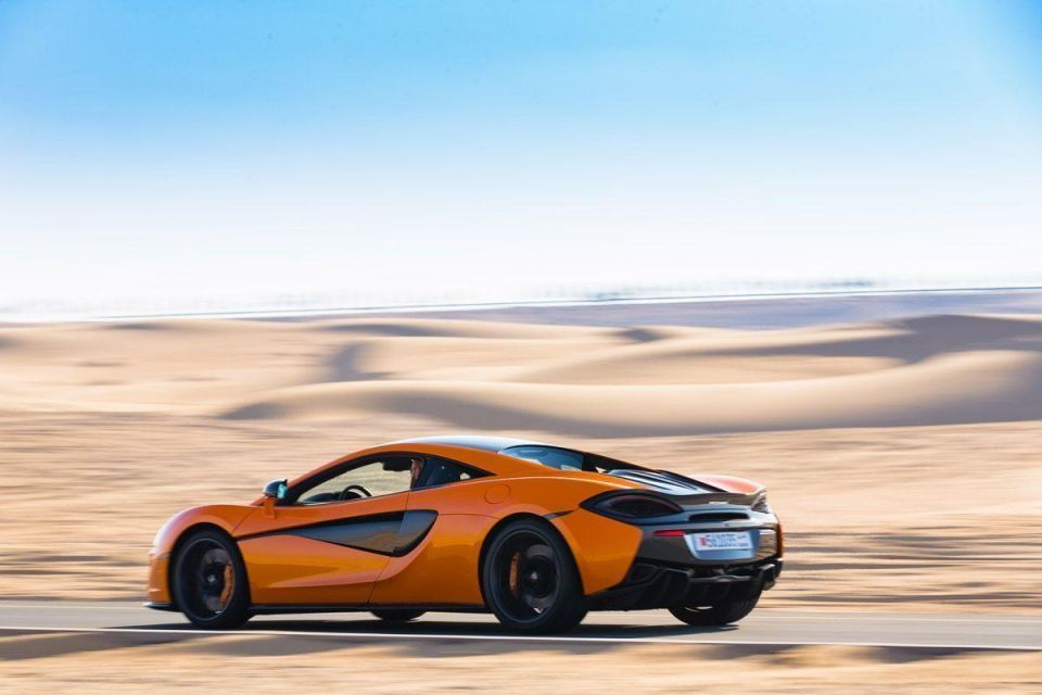 McLaren Automotive sees MidEast, Africa H1 sales jump by 70%