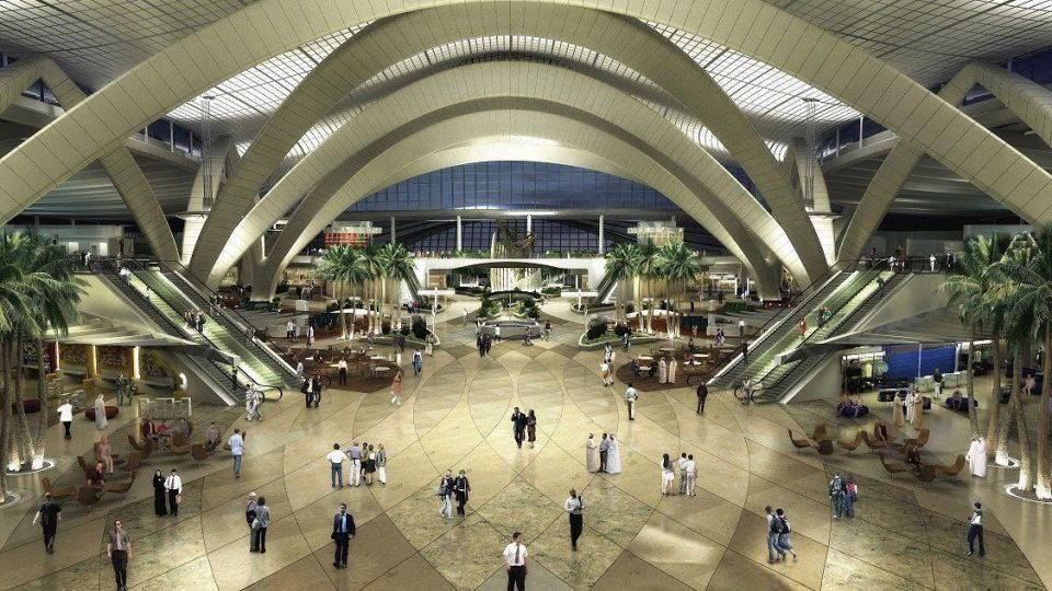 Abu Dhabi's Midfield Terminal will be delivered by the end of 2019