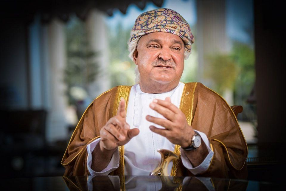 Revealed: The World's Richest Arabs 2016 - Energy