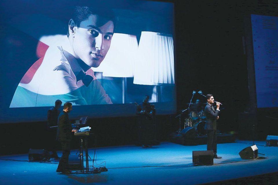 Rocketing to stardom: singing superstar Mohammed Assaf