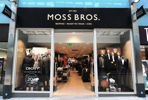 UK retailer Moss Bros to open first overseas store in Dubai