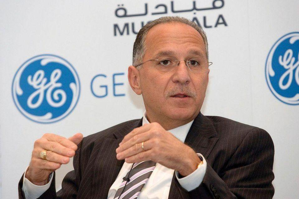 Nabil Habayeb, President & CEO of the MidEast at General Electric: The year of the digital industrial economy