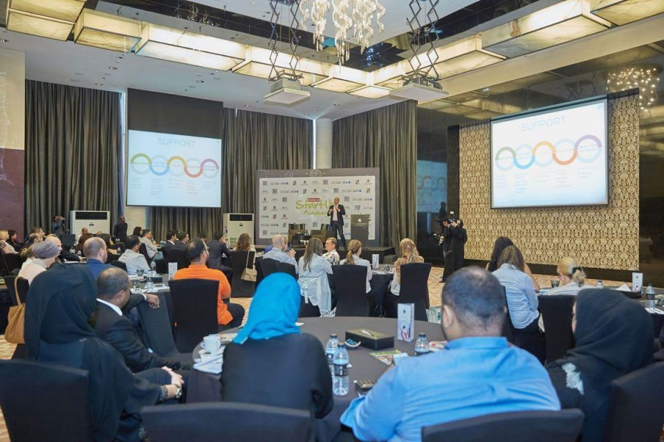 Highlights from the third Arabian Business StartUp Academy