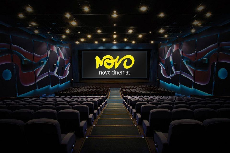 Novo Cinemas opens first IMAX in Bahrain