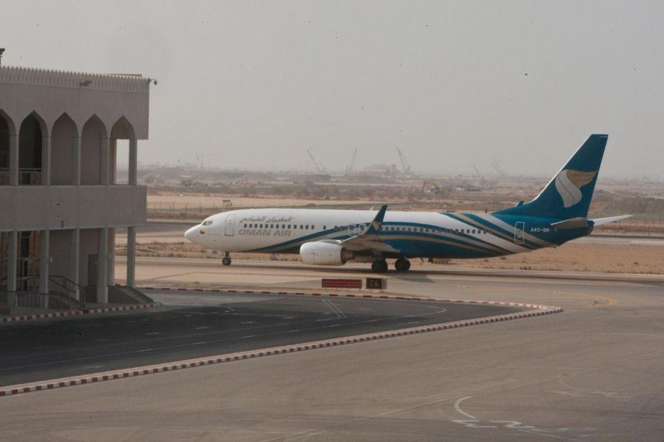 Oman Air says to launch debut flights to China