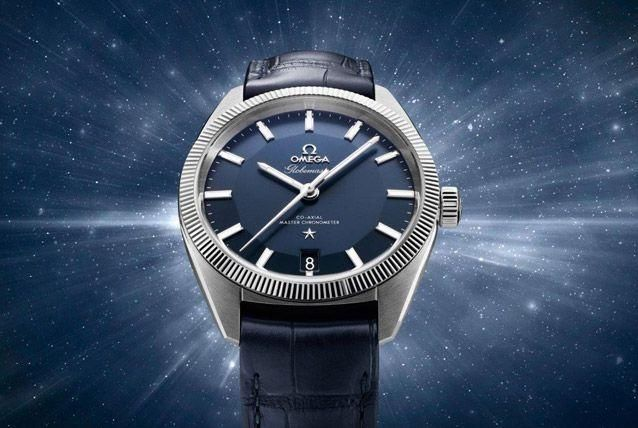 The season's must-have watch: Omega Globemaster