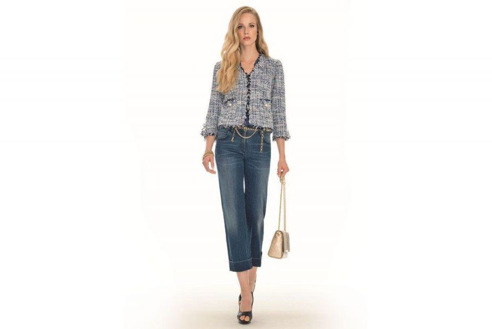 10 outfits for businesswomen from Luisa Spagnoli