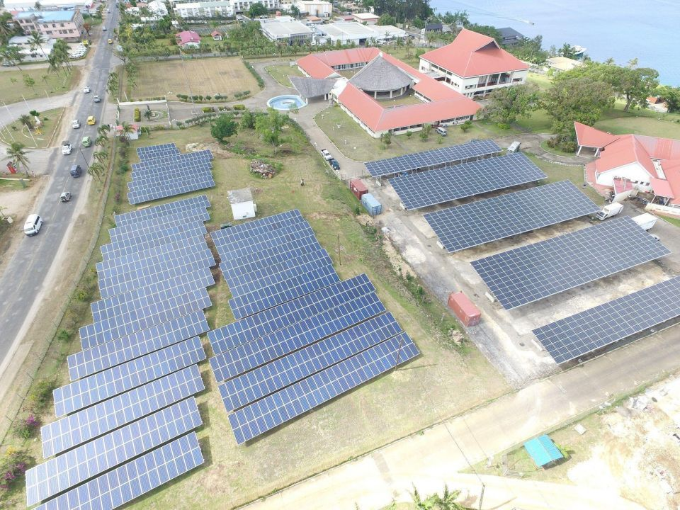 UAE's Masdar completes solar power initiative in Vanuatu