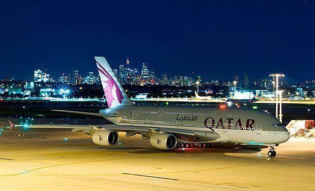 Qatar Airways starts flying A380 to Sydney