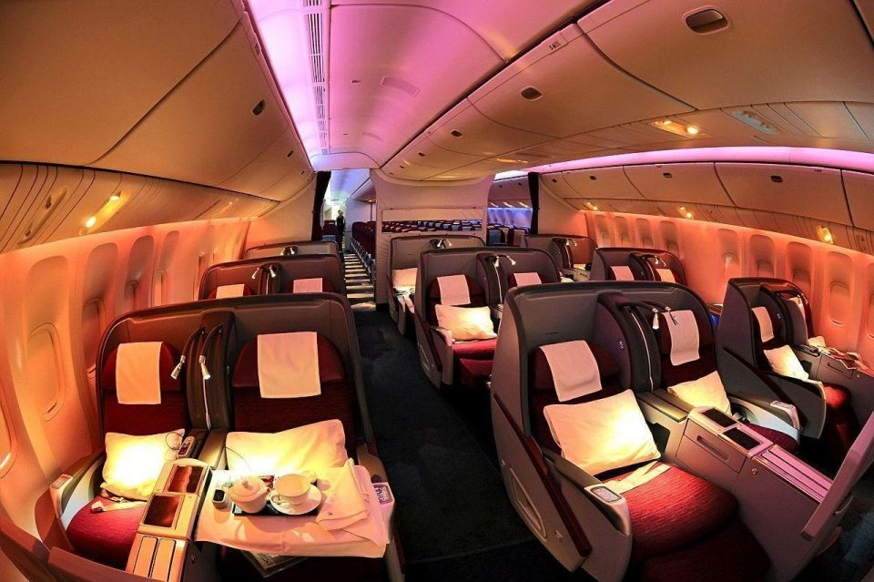 Qatar Airways to launch 'super business class' seat in November